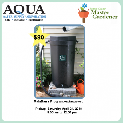 Rain Barrel Sale thumbnail